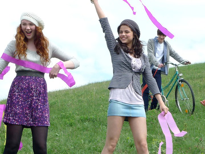 NEW Photos From Dream Out Loud Photoshoot